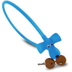 Cube RFR HPS Kabelschloss Dog Kinder blue